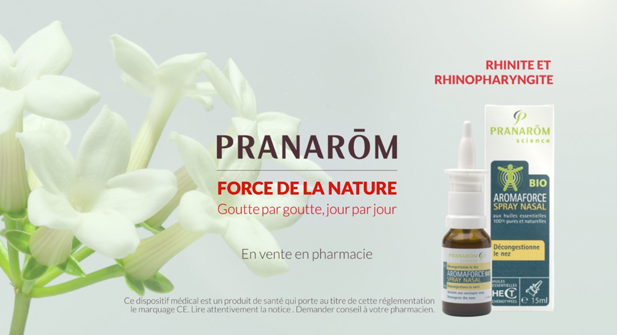 Visuel Spray Nez Pranarom